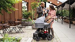 10 claves para elegir el cochecito para tu bebé