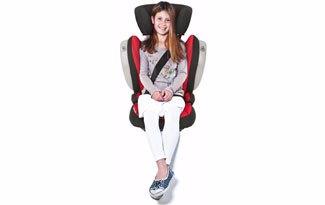 ¿Hasta cuándo hay que llevar silla de seguridad?
