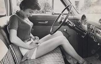 Viajar con niños en coches clásicos