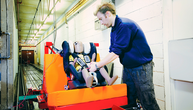 La caducidad de las sillas de coche