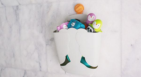 Recipiente para juguetes - Pared