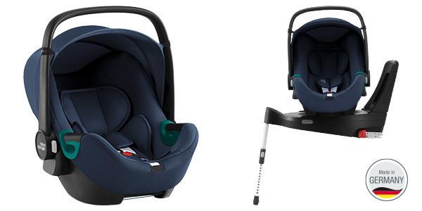 BABY-SAFE 3 i-SIZE com BASE FLEX iSENSE