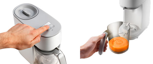 Robot de Cocina - Detalles