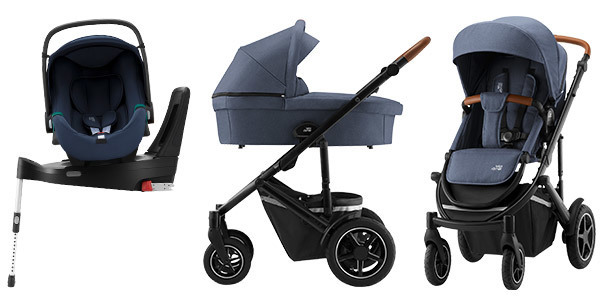 SMILE III Comfort Plus con BABY-SAFE 3 i-SIZE
