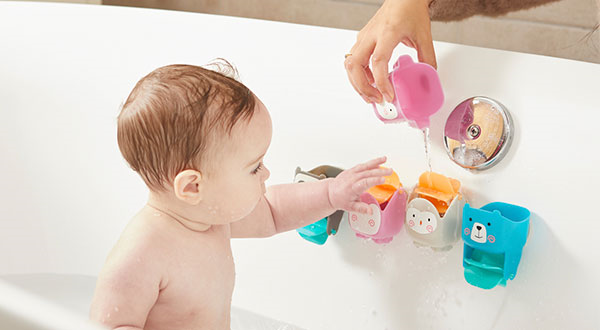 Molinos de agua - Desarrollo infantil