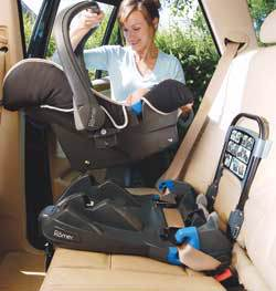 portabebes Roemer Baby-Safe