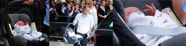 El arnés del Príncipe George de Cambridge