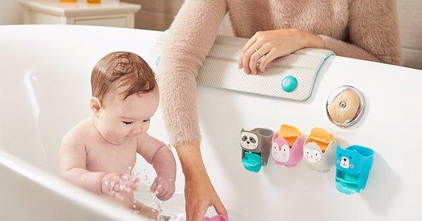 Juguetes y accesorios de baño