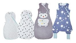 Nueva gama de sacos para dormir Grobag