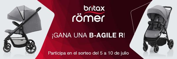 Britax Römer sortea una B-AGILE R