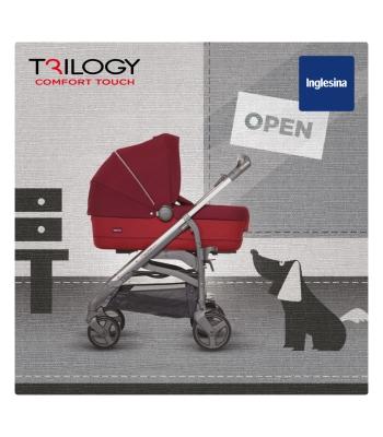 Catálogo Inglesina Trilogy Comfort Touch
