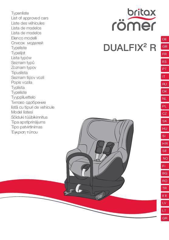 Vehículos compatibles DUALFIX² R