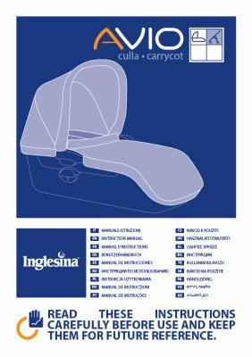 Manual de instrucciones del AVIO (capazo)