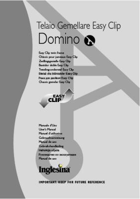 Manual del chasis DOMINO (modelos TWIN y TRIO)